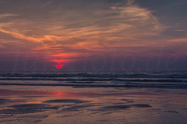 Juist-Fotoreise-Sonnenuntergang